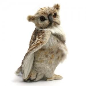[HANSA] Eagle Owl(수리부엉이1) 5548번/25x13cm