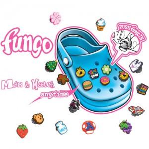 바라타운 신발데코 FUNGO 시리즈 (스타일별 가격상이)