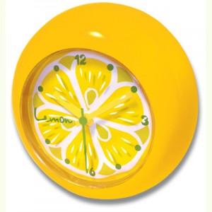 썸크_과일 벽시계-레몬
