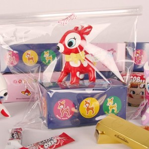 푸치바비 발렌타인 스페셜 패키지 박스(S) - 네이비