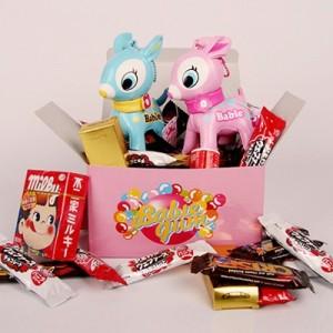 푸치바비 발렌타인 스페셜 패키지 박스(L)