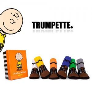 [트럼펫] Peanuts Charlie Brown / 6 pairs