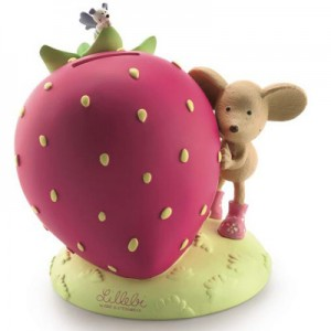 Lillebi 딸기저금통