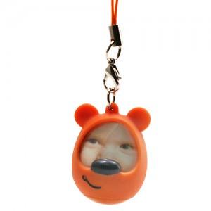 오뚜기 액자 핸드폰줄 - 곰