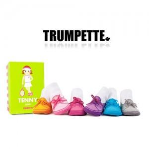 [트럼펫] TENNY / 6 pairs (0-12m)