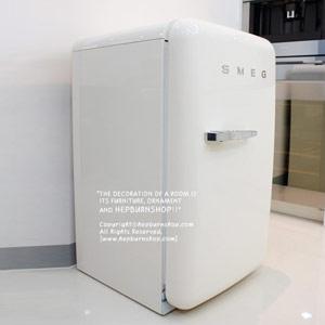 스메그 냉장고 미니(5컬러)
