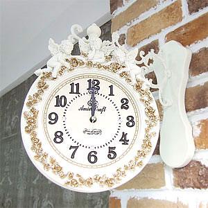 재입고~월든 엔젤 양면시계(원형)