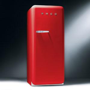 재입고~ 스메그 냉장고 - SMEG red