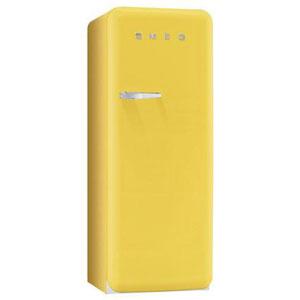 스메그 냉장고 - SMEG yellow