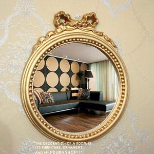 리본원거울 3가지색상