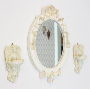 메디치 장식 거울