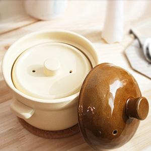 킨토 도자기 밥솥 (직화, 오븐 사용가능)