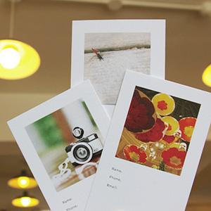 포토 메세지 카드세트