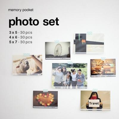 메모리 사진 포켓 90P