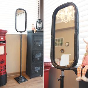 비스트로 빈티지 플로어 거울