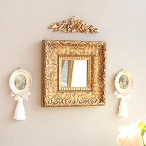 사각 미니 데코 거울(A)