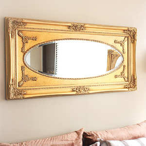 루벤스 골드 벽거울 (중사이즈)