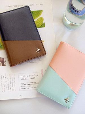 [H] Le Ciel passport wallet