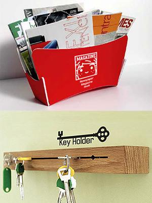 [H] Life sticker - 잡지,우산꽂이 시리즈