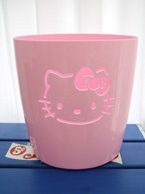 [Hello Kitty] sweet pink 다용도 바스켓