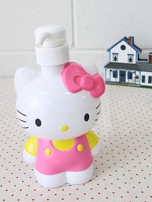 [Hello Kitty] 샴푸,린스 펌프 리필케이스