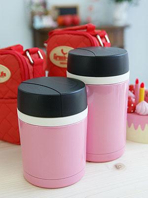 sweet PINK 푸드 팟 (food pot) - 보온,보냉병