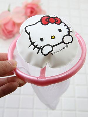 +최다판매+  [Hello Kitty] 세탁기 먼지 거름망