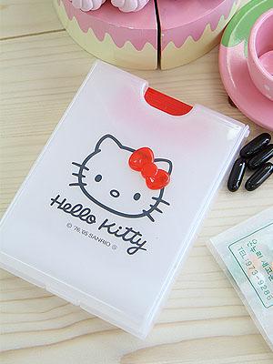[Hello Kitty] 휴대용 약통