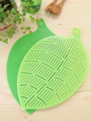 Leaf 도마 - 2p set