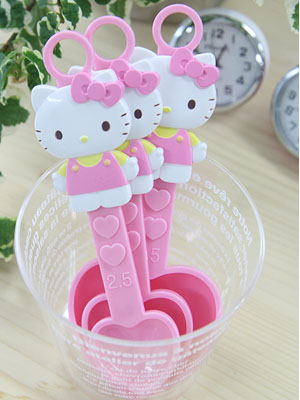 [Hello Kitty] 계량스푼