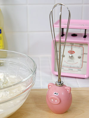 Piggy 거품기