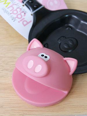 Piggy 실리콘 손잡이