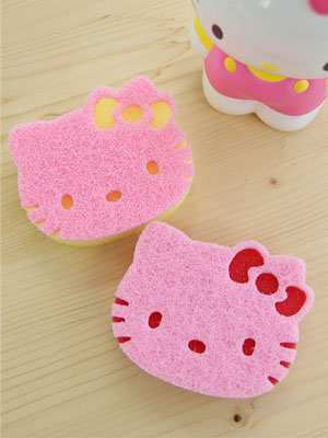 [Hello Kitty] 스폰지 - 2p set