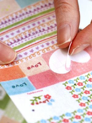 [H] Fabric sticker ver.2 (satin)