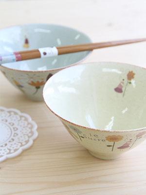 [Le Sucre] 일본식 도자기 밥그릇
