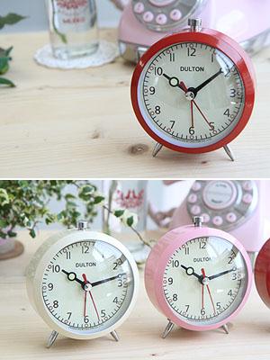 덜튼 알람 시계 (3color)