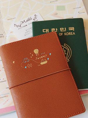 [H] 100% dream passport case (3color)