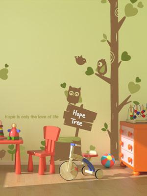 [그래픽] 희망나무