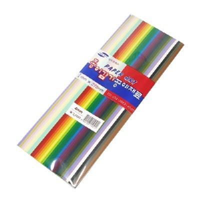 종이감기공예재료/4mm