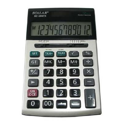 계산기/SC-206TX/전산,사무용품