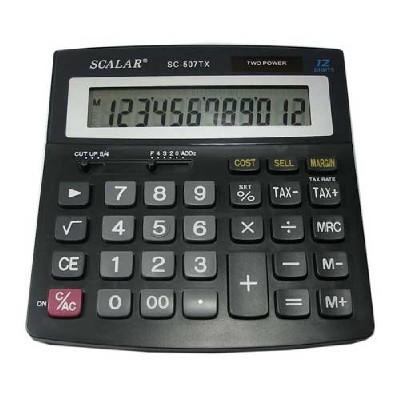 계산기/SC-507TX/전산,사무용품