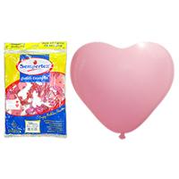 하트풍선 30cm 핑크/풍선 전문몰 >하트풍선