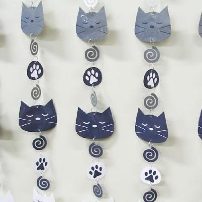 장식발/고양이발자국/환경구성재료