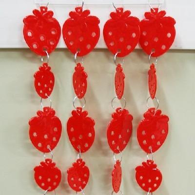 플라스틱모빌/딸기(red)/환경구성재료