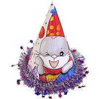 고깔모자-큰귀토끼/행사,파티용품