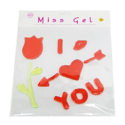 MissGel(중)/I♡You/환경구성,공예재료