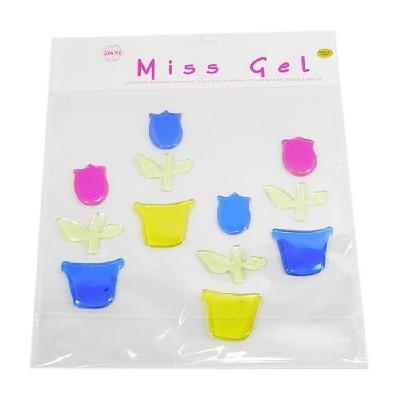 MissGel(중)/튤립화분/환경구성,공예재료