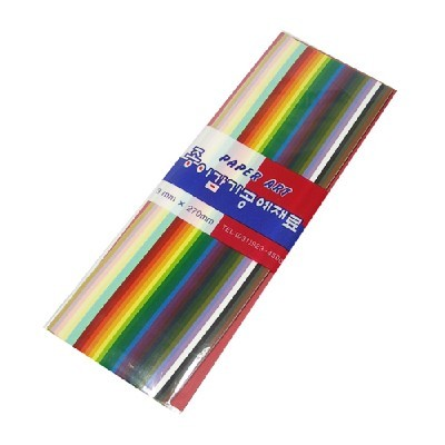 종이감기공예재료/3mm/화방,미술지류 >종이접기