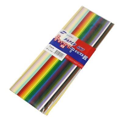종이감기공예재료/5mm/화방,미술지류 >종이접기