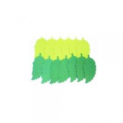펠트 나뭇잎 세트/환경구성재료
